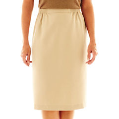 Alfred Dunner® Suit Skirt - Plus