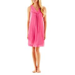 Vanity Fair® Coloratura™ Sleeveless Nightgown - 30107