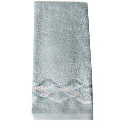 Sketchbook Waves Hand Towel