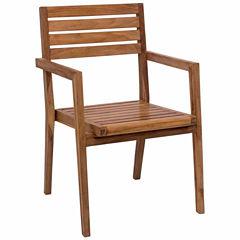 Zuo Modern Nautical 2-pc. Patio Dining Chair