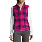 Made for Life™ Sleeveless Brushed-Fleece Vest