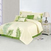 Panama Jack® Haven Tropical 7-pc. Comforter Set