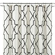 Liz Claiborne® Colette Shower Curtain
