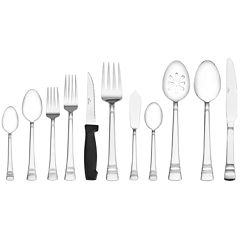 Pfaltzgraff® Everyday Sapphire Bay 53-pc. Flatware Set