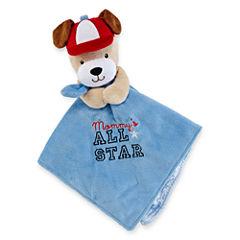 Okie Dokie® Plush Snuggle Buddy Blanket
