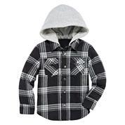 Arizona Boys Midweight Fleece Jacket-Preschool