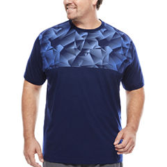 The Foundry Supply Co.™ Active Print Tee - Big & Tall