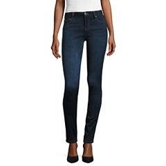 Crave Skinny Jeans-Juniors