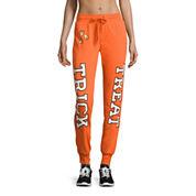 Cotton Blend Jogger Pants Juniors