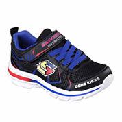 Skechers® Nitrate Game Kicks OG Boys Sneakers - Little/Big Kids