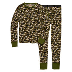 Hanes X-Temp Thermal Set- Boys 2-20