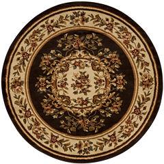 Nourison® Versailles Round Rug