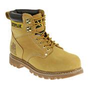 CAT® Second Shift Mens Work Boots
