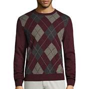 Dockers V Neck Long Sleeve Pullover Sweater