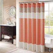 Madison Park Olympia Shower Curtain