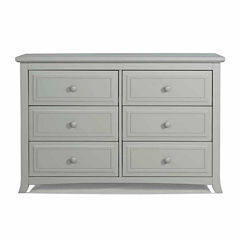 Graco® Kendall 6-Drawer Double Dresser