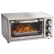 Hamilton Beach® 6-Slice Toaster Oven/Broiler