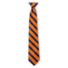 IZOD® Alex Striped Clip-On Tie - Boys