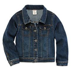 Arizona Denim Jacket - Girls 4-6x