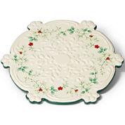 Pfaltzgraff® Winterberry Snowflake Trivet