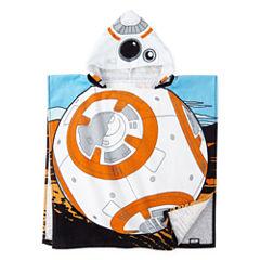 Star Wars® BB-8 Hooded Poncho Towel