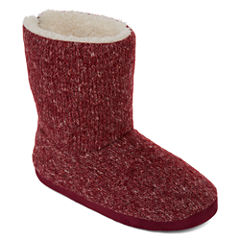 Mixit Knit Bootie Slippers