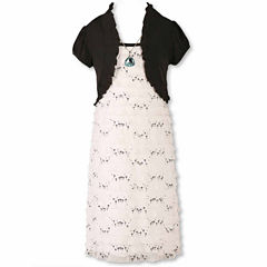 Speechless® Eyelash Dress - Girls 6-16 Plus