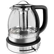 KitchenAid KEK1322SS Glass Tea Kettle