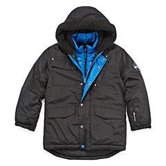 Big Chill Sherpa-Lined Ski Jacket - Boys 8-18