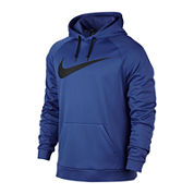 Nike® Long-Sleeve Therma Swoosh Fleece