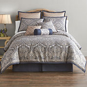 Home Expressions Newport 7-pc. Comforter Set