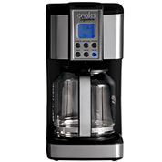 Cooks Signature 14-cup Programmable Coffee Maker