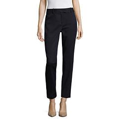 Liz Claiborne® Classic Emma Fit Suiting Ankle Pants