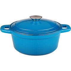 BergHOFF® Neo 3-qt. Round Cast Iron Dutch Oven