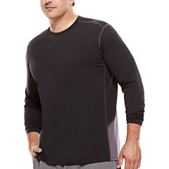 The Foundry Supply Co.™ Long-Sleeve Compression Tee - Big & Tall