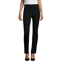 Liz Claiborne® Bi-Stretch Emma Pants - Tall
