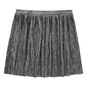 Total Girl Knit Skater Skirt - Big Kid