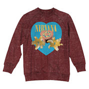 Novelty Season Long Sleeve Graphic T-Shirt