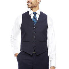 Arrow Slim Fit Woven Suit Vests