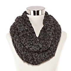 Mixit™ Twisted Sparkle Cowlneck Scarf