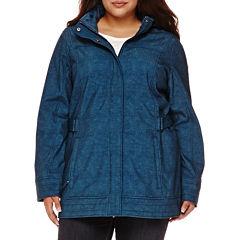 Free Country® Sidetab Softshell Jacket - Plus