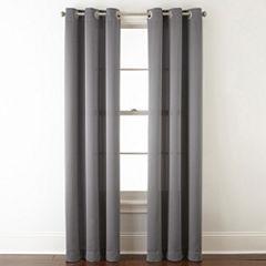 London 2-pack Grommet-Top Curtain Panel
