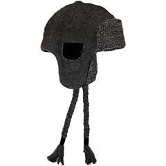 MUK LUKS® Fairisle Knit Trapper Hat