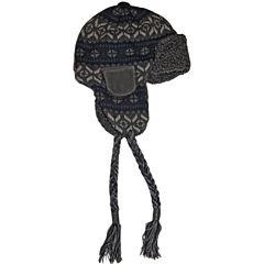 MUK LUKS® Sweater Vest Trapper Hat