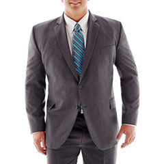 Stafford® Travel Suit Jacket - Portly