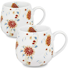 Konitz Beautiful She Says Set of 2 Snuggle Mugs