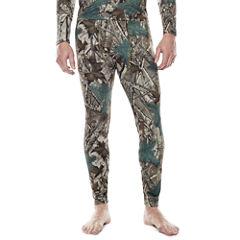 St. John's Bay® Poly Stretch Thermal Pants