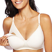 Spencer Microfiber Wireless Padded Nursing Bra