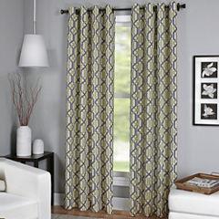 Creston Grommet-Top Curtain Panel