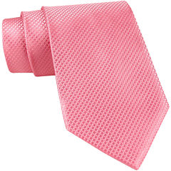 Stafford® Satin Solid Silk Tie